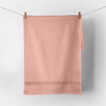 Ajoss Bavlnený uterák staroružovej farby 100x50cm