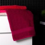 Bavlnená osuška borovej farby