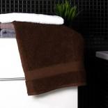Bavlnená osuška čokoládová