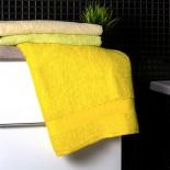 Bavlnená osuška žltá