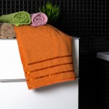 Bambusový uterák oranžový