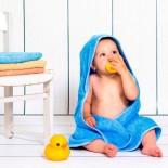 Detská osuška biela